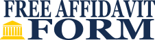Free Affidavit Forms